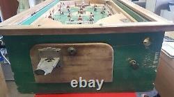 1936 Soccer Pin Table GM Laboratories Restoration Project retro Arcade machine
