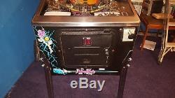 1991 Original Addams Family Pinball Machine with Gold Roms Fully Working UK Spec