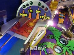 1993 GOTTLIEB GLADIATORS pinball machine in good all round condtion