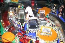 1994 Original Gold Addams Family Pinball Machine Fully Working
