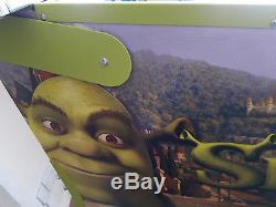 2008 Rare Dreamworks Shrek Stern Pinball Machine Home Use 600 Made Worldwide