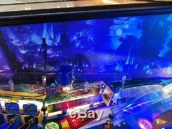 2011 Avatar pinball machine in superb condition