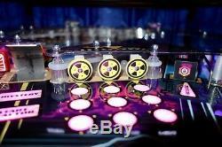2017 Rare Total Nuclear Annihilation Huo Arcade Pinball Machine & Shaker Motor