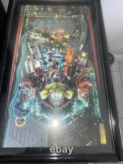 27 Deluxe Mini Virtual Pinball Machine With Legs Man Cave Home Bar
