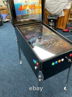 32 Deluxe Virtual Pinball Machine PURE BLACK 750+ iN 1 (Optional Extras)