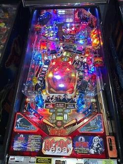 AC/DC Back In Black Pinball Machine