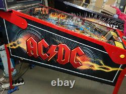ACDC Premium Pinball Machine Memorabilia- Stunning Warrantied