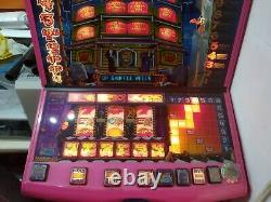 Addams Family Fruit Machine Good Condition