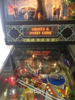 Addams Family Pinball game