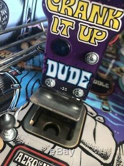 Aerosmith Full Size Pinball Machine Stern