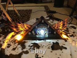 Aerosmith Pinball Machine Limited Edition Wings/Elevator Topper, SWEET