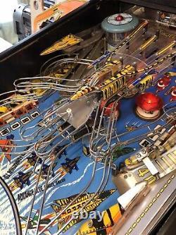 Airborne Pinball Machine