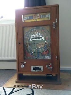 Allwin Pin Ball Machine (1950's)