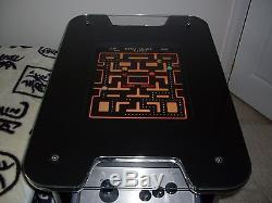 Arcade Table, cocktail Machine for retro gaming fitted with Pinball Buttons