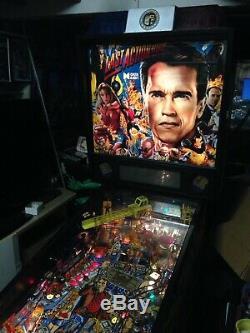 Arnie, last action hero pinball