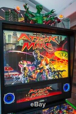 Attack From Mars LE 2018 collectors condition, simply perfect