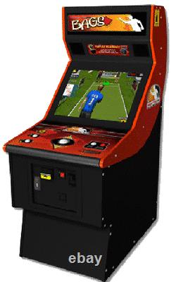 BAGS TARGET TOSS ARCADE MACHINE (Excellent) withLCD MONITOR UPGRADE
