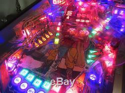 Back to The Future Complete LED Lighting Kit SUPER BRIGHT LED (B2TF)