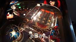 Bally 1985 Cybernaut Pinball Machine Rare Game