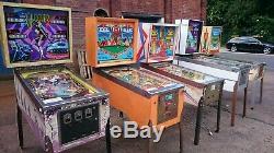 Bally 4 ROSES Player Pinball
