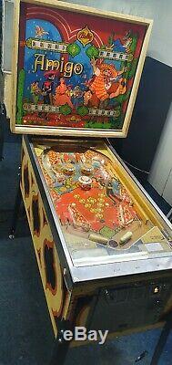 Bally AMIGO 4 Player Pinball