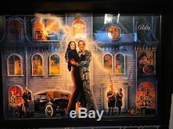 Bally Addams Family Pinball Great Condition
