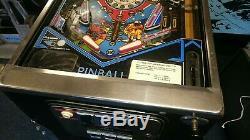 Bally BEAT THE CLOCK Pinball