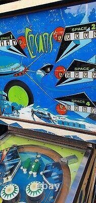Bally COSMIC 4 Player Pinball