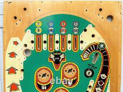 Bally Eight Ball Pinball Machine Game Playfield