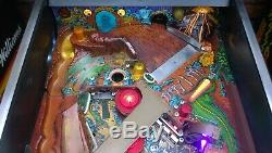 Bally Escape From The Lost World RARE Pinball Machine 100% WORKING