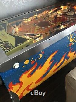 Bally Fireball 1972 Pinball Machine