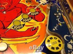 Bally Fireball Electromechanical Pinball