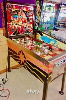 Bally Flash Gordon Machine