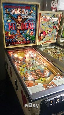 Bally Hi Deal Pinball Circa 1975