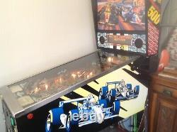 Bally Indianapolis 500 Pinball Machine
