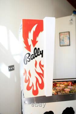 Bally KISS Pinball Machine Stencil Paint Kit