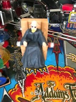 Bally Midway Addams Family pinball machine