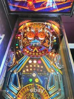 Bally Midway Black Pyramid pinball machine 1984
