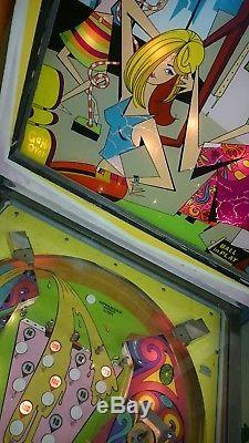 Bally Op Pop Pop Pinball Circa 1968