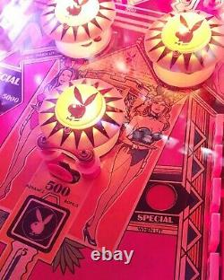 Bally PLAYBOY Pinball