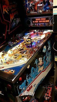 Bally Popeye Saves the Earth Pinball Machine