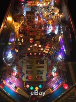 Bally THEATRE OF MAGIC arcade pinball NICE ONE
