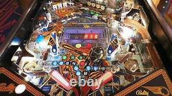 Bally VECTOR Pinball Machine. In beautiful restored condition, fully working