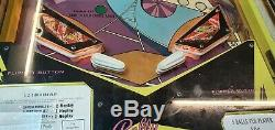 Bally Wiggler Pinball
