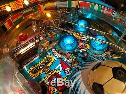 Bally World Cup Soccer 94 Pinball Machine