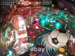 Bally World Cup Soccer Pinball Machine