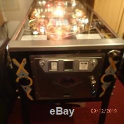 Bally X's & O's Pinball