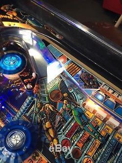 Bally Xenon Pinball Machine