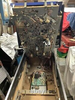 Bally Xenon Solid State Pinball Machine Collectable Pin Table 1980 Multiball