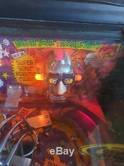 Bally party zone pinball machine